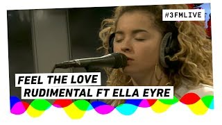 getlinkyoutube.com-Rudimental ft. Ella Eyre - Feel The Love (Live @ Giel)
