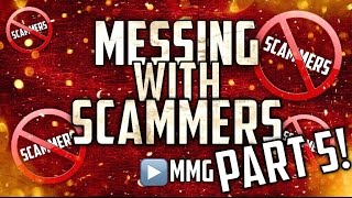 getlinkyoutube.com-Messing With Scammers! Part 5 (Bots!?) Madden Mobile