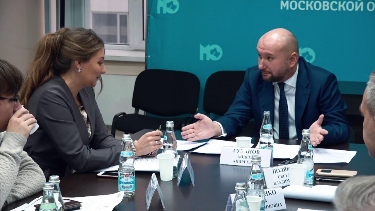 29.10.2019 г. прошло заседание рабочей группы по вопросам Фрязинской библиотеки, с участием представителей Министерства образования РФ.