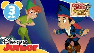 getlinkyoutube.com-Captain Jake and the Never Land Pirates | Pirate Fool's Day! | Disney Junior UK