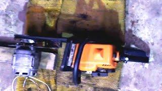 getlinkyoutube.com-генератор с бензопилы своими руками