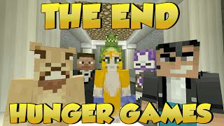getlinkyoutube.com-Minecraft Xbox One Hunger Games - The End - Feat - Stampylonghead VS TheDiamondMinecart & More