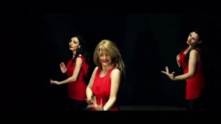 getlinkyoutube.com-Mina Dance Group _ Persian Dancing _ choreography By Mina Vajik _ Khanoomam