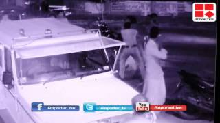 getlinkyoutube.com-KERALA POLICE SI SHOT AT PETROL PUMP IN MALAPPURAM│Reporter Live