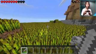 getlinkyoutube.com-Minecraft PE Survival Games ตอนที่ 29 : รวมช็อต โหด มัน หิว!!