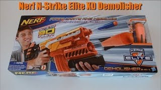 getlinkyoutube.com-~Unboxing~ New Nerf N-Strike Elite XD Demolisher Unboxing Video! ~Unboxing~