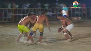 Kurana vs Ahar Semi-Final at Jhingerpur Kabaddi Cup