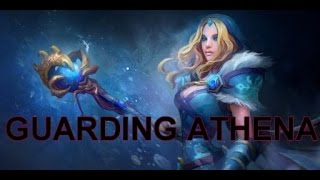 getlinkyoutube.com-Guarding Athena! | Dota 2 Reborn Mod gameplay!