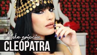 getlinkyoutube.com-Make Egípcia Cleópatra