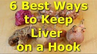 getlinkyoutube.com-6 Best Ways to Keep Chicken Liver on the Hook