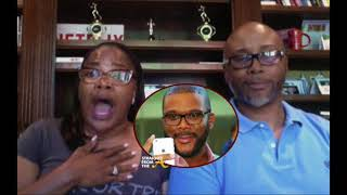 RAW AUDIO: Mo'Nique & Sidney Hicks Leak Secretly Recorded Tyler Perry Conversation width=