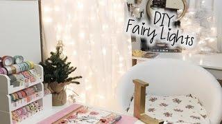getlinkyoutube.com-DIY | Fairy Lights