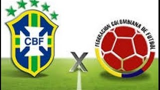 getlinkyoutube.com-Copa América 1995: Brasil x Colômbia