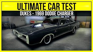 getlinkyoutube.com-GTA 5 Next Gen - Ultimate Car Test: Dukes - 1969 Dodge Charger