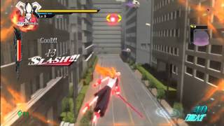 getlinkyoutube.com-Bleach Soul Ignition - Mission Mode Hollow Ichigo