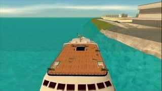 getlinkyoutube.com-Sanvice: Luxury yacht