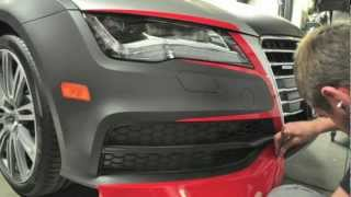 getlinkyoutube.com-Audi A7 Custom Wrap Install