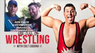 getlinkyoutube.com-Kevin Owens - Art of Wrestling Ep 150 w/ Colt Cabana