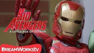 getlinkyoutube.com-Avengers: Age of Ultron, But With Kids! | TRAILER PARODY