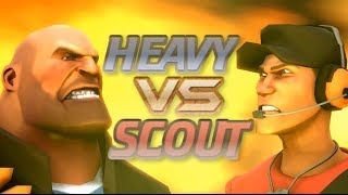 [EPIC SFM] Heavy vs Scout