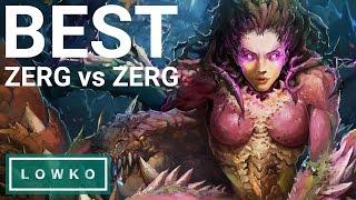 getlinkyoutube.com-StarCraft 2 Cast: BEST Zerg vs Zerg - Dark vs Solar!