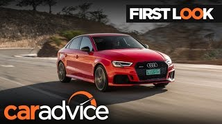 2017 Audi RS3 sedan review | CarAdvice