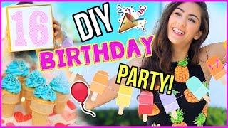 getlinkyoutube.com-Birthday DIY'S! Treats, Gifts, and More!