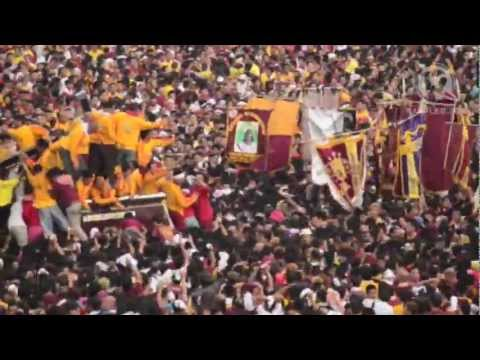 Nearly nine million Filipinos partake in Black Nazarene procession