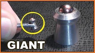 "getlinkyoutube.com-We shoot GIANT 70 cal ""Gammo Rockets"" from a Shotgun!   (Concept Slug)"