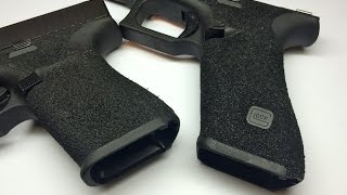 getlinkyoutube.com-Glock Grip Modifications
