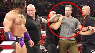 getlinkyoutube.com-10 Times Wrestlers Got Attacked By Fans