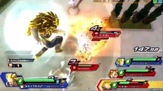 getlinkyoutube.com-【SSJ3 Vegeta & Broly】Dragon Ball ZENKAI Battle Royale part1