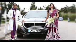getlinkyoutube.com-Sutharshan & Rusika - Wedding Reception - London - 06.04.2014