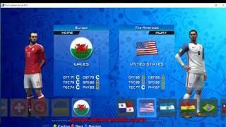 getlinkyoutube.com-PESEdit 10 V 3.0 Special Update Euro2016+Copa2016