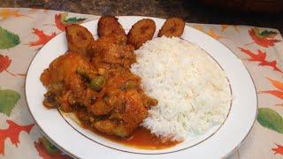 getlinkyoutube.com-Pollo Guisado (Stewed Chicken) - Ohhlala Café ♥