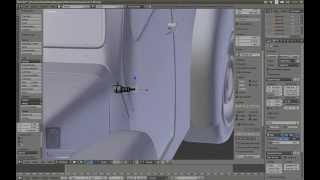 getlinkyoutube.com-Blender Araba Modelleme Dersi-11