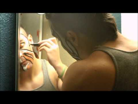 Jeff Hardy Face Paint