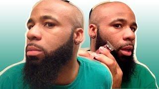 getlinkyoutube.com-How To Line Up A Full Beard By Yourself