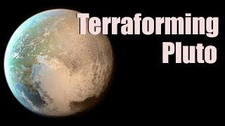 getlinkyoutube.com-Universe Sandbox 2 - Terraforming Pluto - Greenhouse Gases