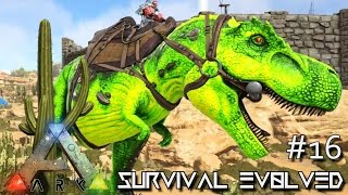 getlinkyoutube.com-MODDED ARK: SCORCHED EARTH - APEX ALPHA TREX & CHIEF BOSS !!! E16 (ARK SURVIVAL EVOLVED GAMEPLAY)