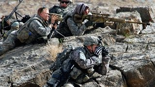 getlinkyoutube.com-Navy Seals sniper engages Taliban with Barrett M107A1  50 cal rifle