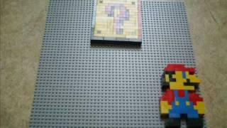 getlinkyoutube.com-Super Mario Bros - Bowser's Castle (LEGO)
