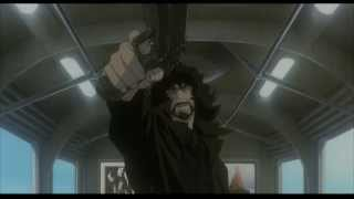 getlinkyoutube.com-Cowboy Bebop Movie [HD] - Train Scene (Spike vs Vincent)