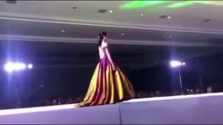getlinkyoutube.com-Miss Universe's Davao's Mindanao Tapestry Finale Segment - P2