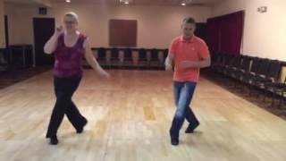 getlinkyoutube.com-Handclap Line Dance