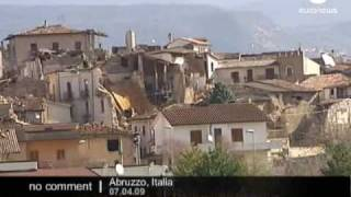 getlinkyoutube.com-Earthquake in Abruzzo, Italy