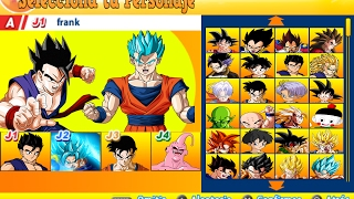 Dragon Ball Z Tenkaichi Tag Team ISO V7