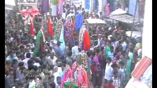 getlinkyoutube.com-Telangan Dharmapuri Lo Moharram Vedukalu Pandaga
