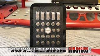 getlinkyoutube.com-Sim Racing Review - DSD Race King R12 LED Button Box