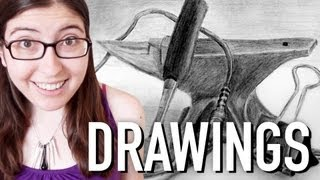 getlinkyoutube.com-My RISD Portfolio - Drawings